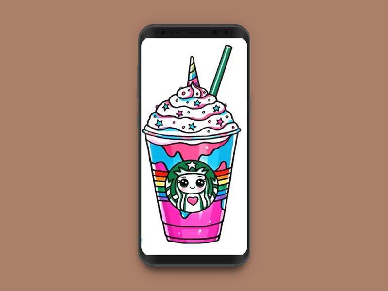 скачать Kawaii Food Wallpapers Apk V10 на андроид бесплатно