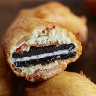 How To Make Deep Fried Oreos Even Better.
