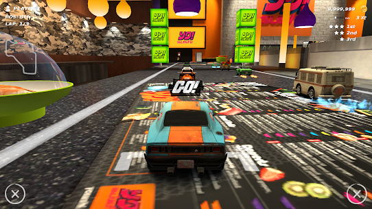 Table Top Racing: World Tour Apk Download For Android and Iphone 5