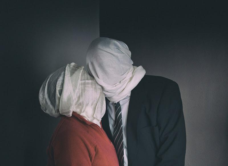 Les Amants - René Magritte di Erato
