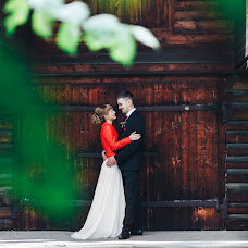 Wedding photographer Anna Berezina (annberezina). Photo of 22.01.2018