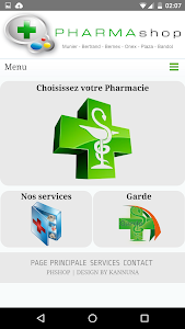 PHARMAshop App screenshot 2