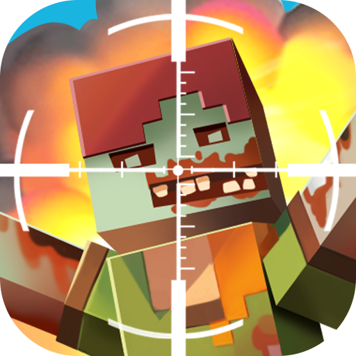 Zombie Attack: Survive & Shoot 1000 Zombie Troops Icon
