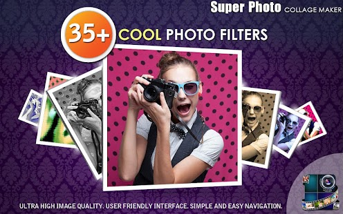 Super Photo Collage Maker screenshot
