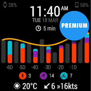InstaWeather for Android Wear screenshot 13