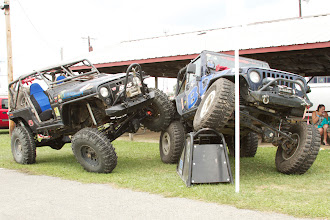 Photo: Bantam Jeep Heritage Festival  2011 BDS Suspension  (How Baby Jeeps are Made)