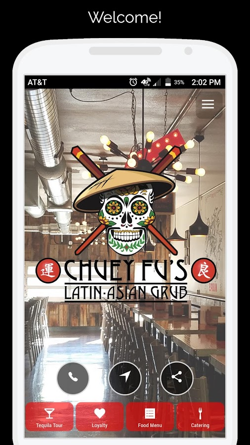 Chuey FU's • Latin-Asian Grub- screenshot