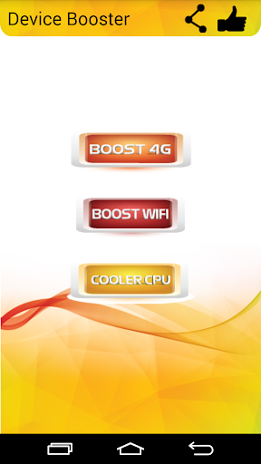 Download 4G/Wifi Booster Simulator for PC