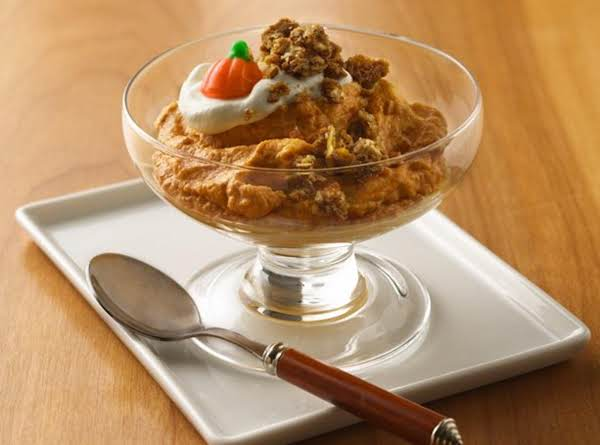 Lots Of Pumpkin Pumpkin Mousse Recipe