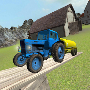 Toy Tractor Driving 3D for PC and MAC
