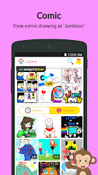 Junimong - How to Draw APK screenshot thumbnail 3