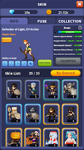 Hack Game Archer's Adventure : Archer of Legend apk free
