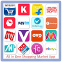 All In one Shopping Market app icon