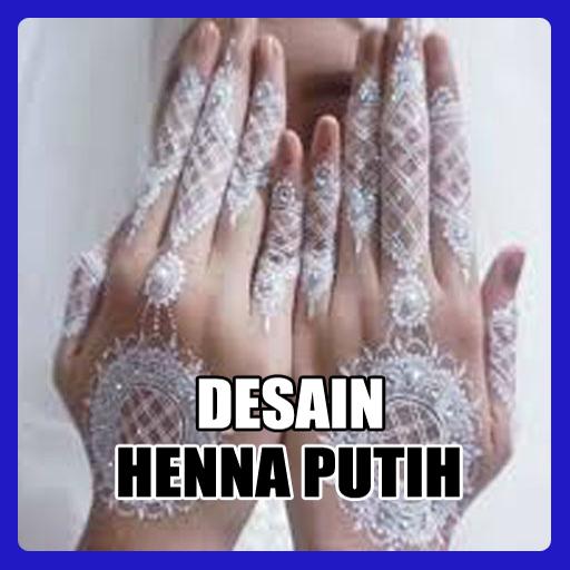 Desain Henna Putih Pragramy ў Google Play