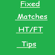 App Fixed Matches HT FT Tips 7/24 APK for Kindle