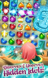 Genies & Gems - Jewel & Gem Matching Adventure APK screenshot thumbnail 11