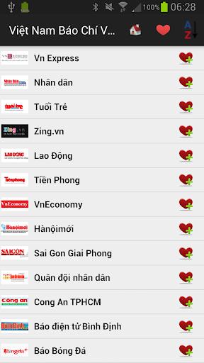 Việt Nam Báo Chí Và Tin tức