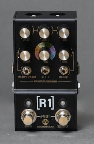 Walrus audio R1 Mako Series USED. Very Good Condition. Box no PSU
