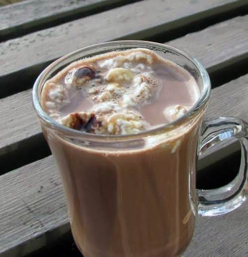 "Kahlua Hot Chocolate ""A lovely chocolate flavor w/the Kahlua kick, warming &..."