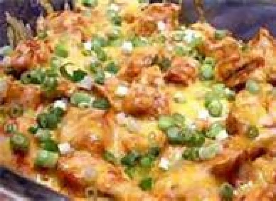 Grandma S Smothered Chicken Just A Pinch Recipes