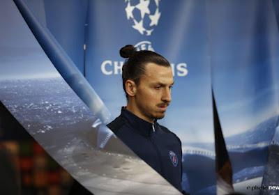 Zlatan Ibrahimovic a du souci à se faire