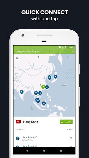 NordVPN: Private WiFi & Security - Unlimited VPN 3.4.4+playstore screenshots 5