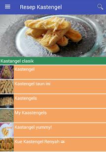 Resep Kastengel - náhled