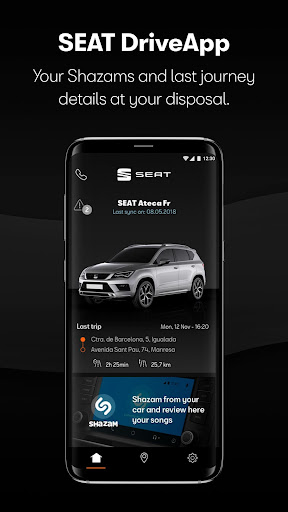 SEAT DriveApp 2.2.4 Screenshots 4