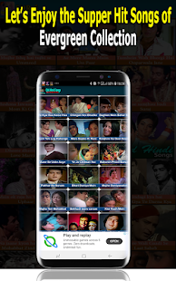 1000+ Old Hindi Songs Screenshot