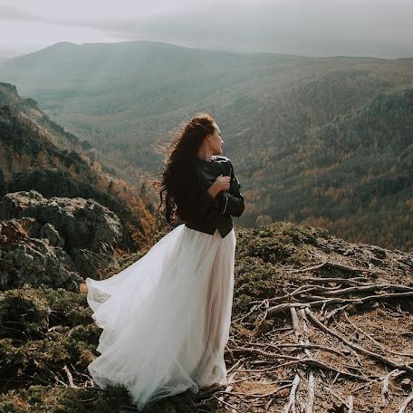 Wedding photographer Darya Fokina (fokinadary). Photo of 20.10.2017