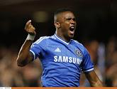 Samuel Eto'o zet een punt achter zijn professionele voetbalcarrière
