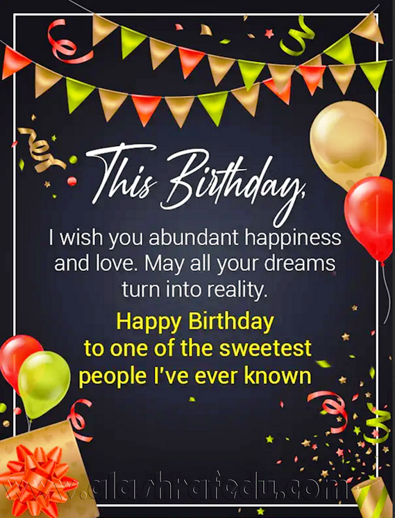 Happy Birthday Wishes, Quotes, Messages Greetings KzyfXyJ4wJkDUa77gHaz