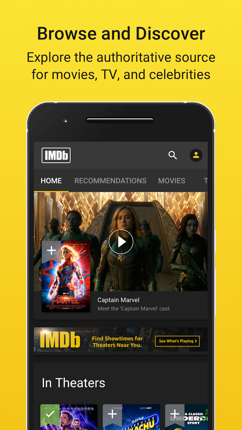 android app tv shows