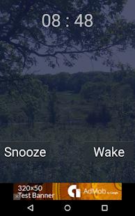 App Woodland Alarm Clock APK for Windows Phone