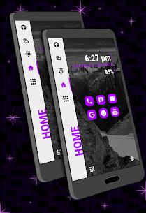 Strip Launcher 2020 PRO – Theme Pro 8