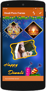 Diwali Greetings Photo Frames - náhled