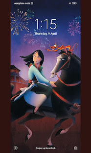 New wallpapers for mulan