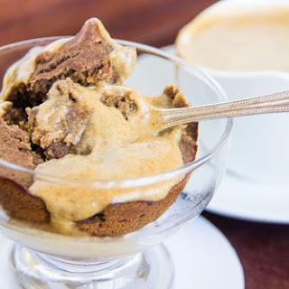 Sticky date pudding (GF + V)