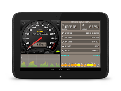 Speedometer GPS screenshot 8