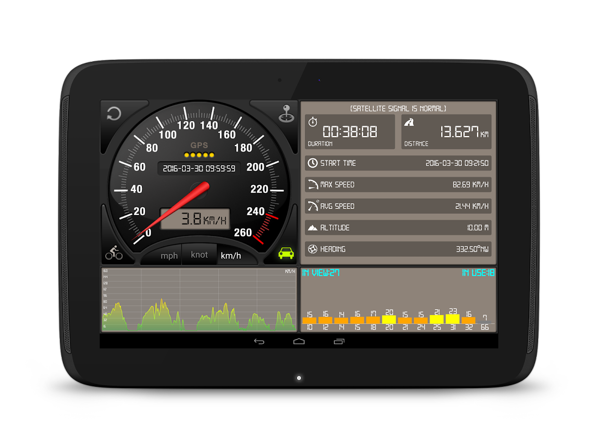 Speedometer Gps Android Apps On Google Play