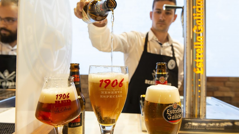 El concurso reunirá en Granada a los mejores tiradores de cerveza de Andalucía.