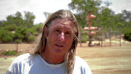 In extremis: Novelist Tim Winton writes about feckless, hurt, sometimes violent and abusive, self-loathing male characters. In The Shepherd's Hut, he takes this to new heights, counterbalancing it with the self-realisation of boy-to-man Jaxie Clackton. Picture: YOUTUBE