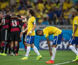 Brazilië Duitsland WK 2014 1-7