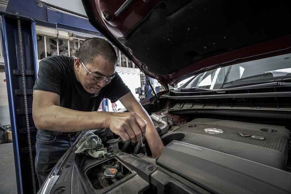 Auto Repair, Oil Change, Oil, Auto, Shop, Repair, Work