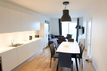 Oerestads Boulevard Serviced Apartment, Copenhagen
