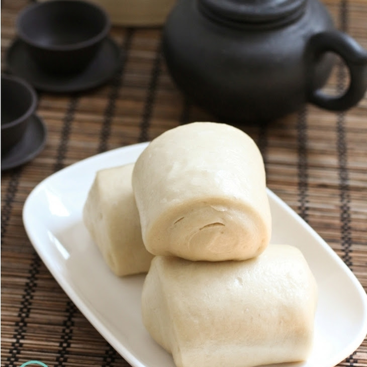 Mantou (Chinese Steamed Bun) Recipe