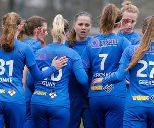 Standard houdt punten thuis in laatste Clasico bij de vrouwen, Genk en Gent houden elkaar in evenwicht