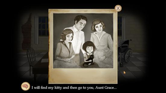 Fran Bow Chapter 1 Screenshot 2