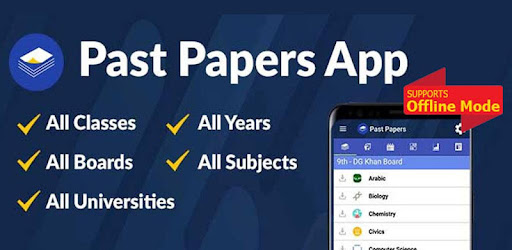 Past Papers - ilmkidunya com - Apps on Google Play