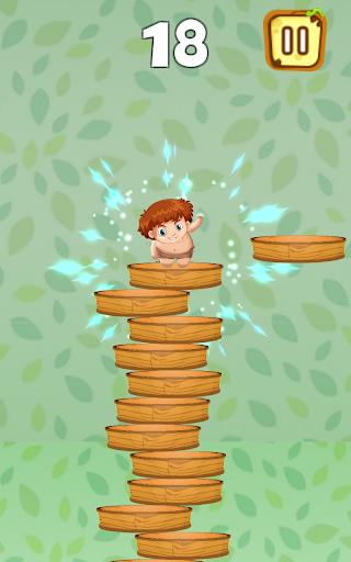 Code Triche Tarzan Jump APK MOD screenshots 3